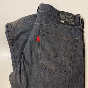 Levi Strauss Jeans - Gray | Size: 34x32